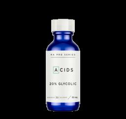 20% Glycolic Acid - Kwas Glikolowy 30 ml pH 1.6