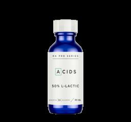 50% Lactic Acid -  Kwas Mlekowy 30 ml pH 1.12