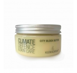 CLIMATE DEFENCE&SKIN CARE CITY BLOCK BUTTER - oczyszczające masło do twarzy 170 ml