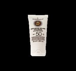SUN KLERASOL SPF +50 COLORED - koloryzujący krem przeciwsłoneczny SPF50+ 50 ml