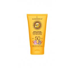 Emulsion solar baby SPF50 - krem z filtrem 50 dla dzieci 150 ml