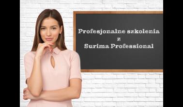 Profesjonalne szkolenia z Surima Professional